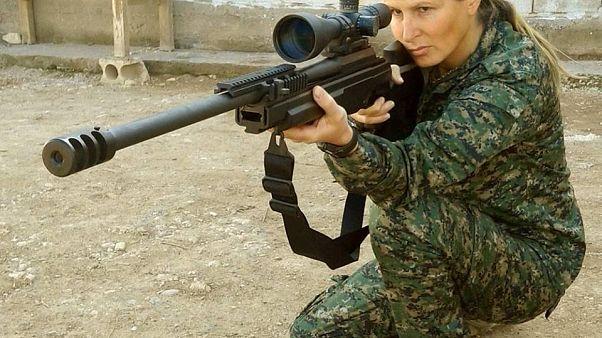 """ÖZEL - YPG'nin Batılı savaşçısı: """"Pişman değilim"""""""