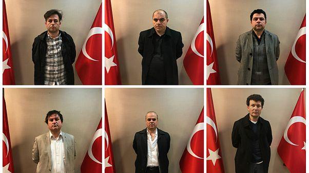 AA: Kosova'da gözaltına alınan altı Türk Türkiye'ye getirildi