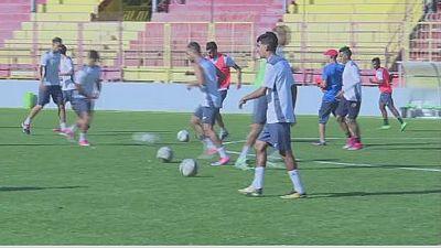 Binational footballers relaunch careers in Algeria