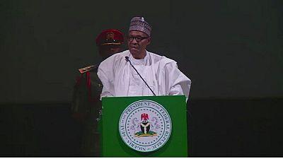 Muhammadu Buhari vows to consolidate Nigeria's unity