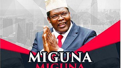 Kenya: l'opposant Miguna Miguna réclame son passeport depuis Dubaï