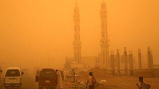 Soudan : une tempête de sable s'abat sur Khartoum, vols annulés