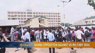 Ghana : Controverse autour d'un accord militaire avec les États-Unis [The Morning Call]
