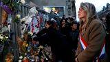 Birliğin Durumu: Öldürülen Yahudi kadın için Paris'te sessiz yürüyüş