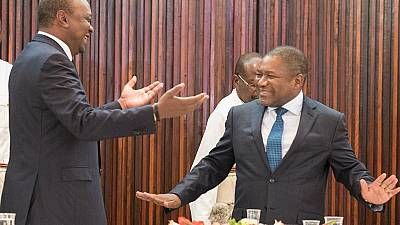Kenyan president scraps visa requirement for Mozambique