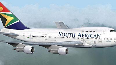 La South African Airways a enregistré 475 millions de dollars durant l'exercice 2016 / 2017