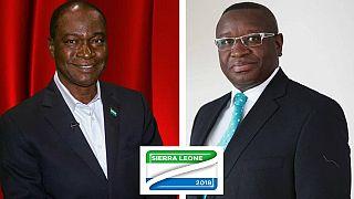 Kamara vs. Maada Bio: Sierra Leone votes in keen presidential runoff