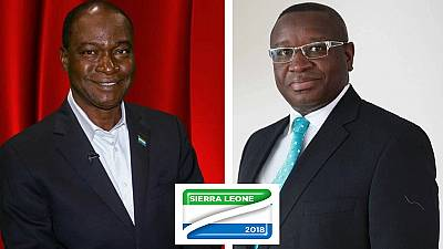 Kamara vs. Maada Bio: Sierra Leone votes in keen presidential runoff