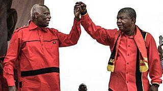 Angola : combat de chefs entre le nouveau et l'ancien président