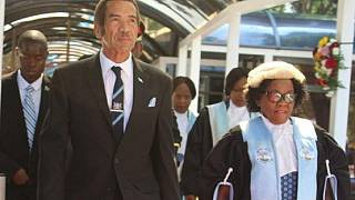 Botswana president Ian Khama steps down after end of tenure
