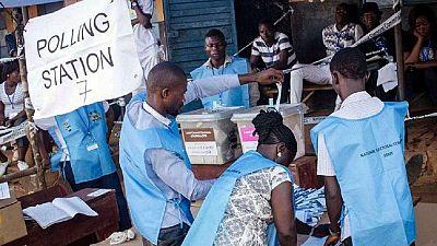 Second tour en Sierra Leone : début du dépouillement