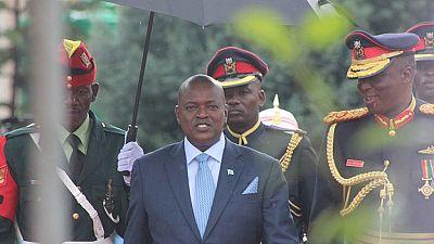 Botswana inaugurates new President Masisi