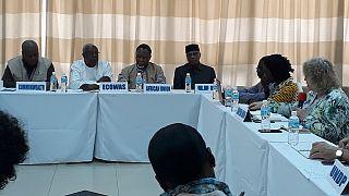 [Photos] Sierra Leone : réunion des observateurs internationaux après le second tour de la présidentielle