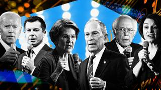 Image: NBC News and MSNBC will host a Democratic primary presidential debat
