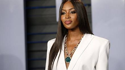 Supermodel Naomi Campbell urges Vogue to launch African edition