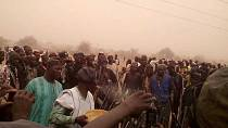 Local hunters in Nigeria vow to crush Boko Haram, conduct self fortification rituals