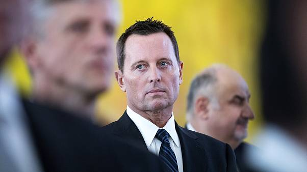 Trump Names Gay Ambassador Richard Grenell as Acting Head of Intelligence