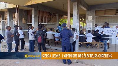 Ballot count still underway in Sierra Leone [The Morning Call]