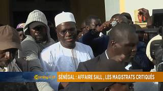 Senegal: reactions follow Khalifa Sall's conviction [The Morning Call]