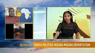 Deported Kenyan opposition figure now in Canada [The Morning Call]