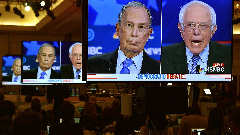 Bloomberg tried to consolidate the anti-Sanders vote, but...