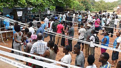 Sierra-Leone : les résultats attendus ce jeudi