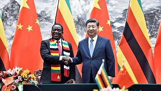 China-Zimbabwe must open new chapter on relations: Xi to Mnangagwa