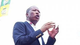 L'hommage politique de Julius Malema à Winnie Mandela