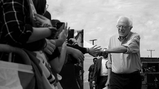 Sanders clear Democratic frontrunner after decisive Nevada win