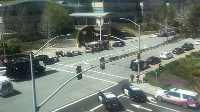 Etats-Unis : tirs au siège de YouTube, intervention de la police