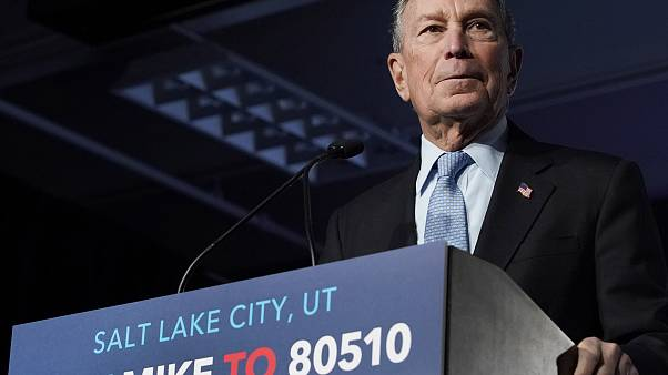 Twitter suspends 70 spam accounts with pro-Mike Bloomberg tweets