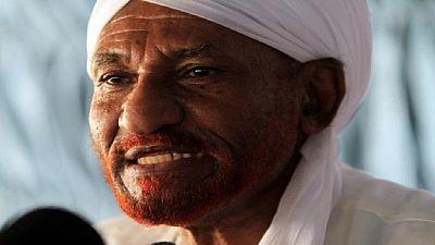 Soudan : l'opposant Sadek al-Mahdi accusé de vouloir renverser le régime