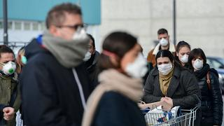 Image: ITALY-CHINA-HEALTH-VIRUS