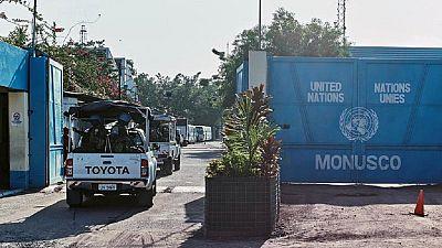 RDC : la mission des Nations unies indésirable en 2020