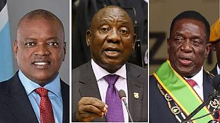 Changing presidents without elections: Zimbabwe, South Africa, Botswana