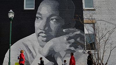 Celebrities reflect on Martin Luther King Day