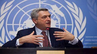 RDC : visite sous tension du haut-commissaire aux réfugiés