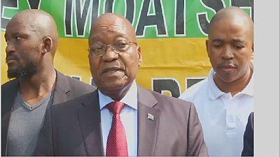 Zuma pays tribute to Winnie Mandela