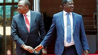 Kenya's Odinga says 'reconciliation handshake' has been violated by gov't officials