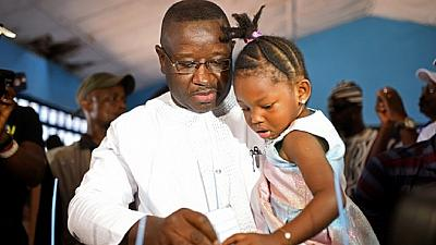 Opposition candidate Julius Maada Bio wins Sierra Leone presidential runoff