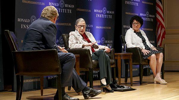 Trump targets two Supreme Court judges