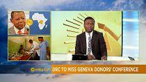 La RDC n'ira pas à la réunion des donateurs à Genève [The Morning Call]