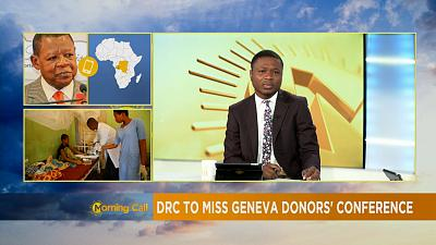 DRC to shun Geneva donor conference, rejects UN offer [The Morning Call]