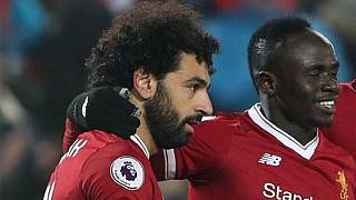 Salah and Mane on target as Liverpool thump City in UCL quarter-final