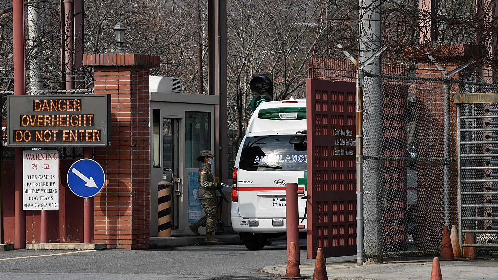 Coronavirus updates: U.S. soldier in South Korea tests positive as global toll rises thumbnail