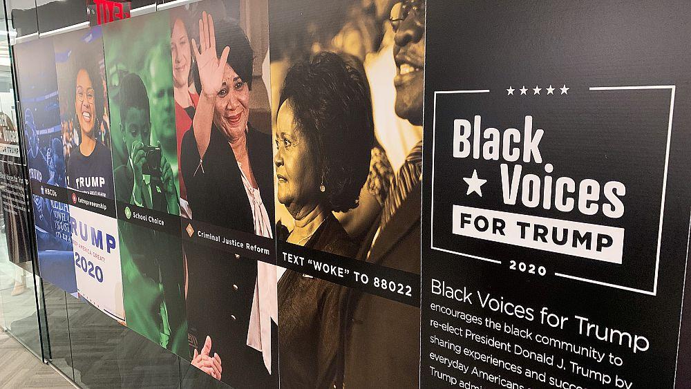 Campaña de Trump para abrir 'centros de compromiso' para atraer a los votantes negros en 15 ciudades 34