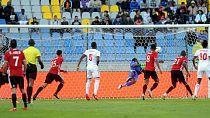 Is Libya ready to host international football matches again?