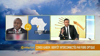 Congo, Gabon fiber optic interconnection [The Morning Call]