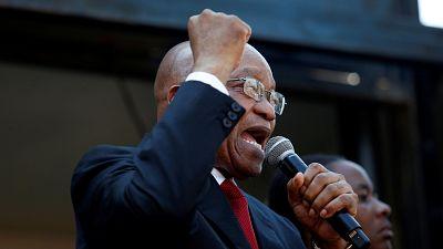 Jacob Zuma dénonce un procès politique