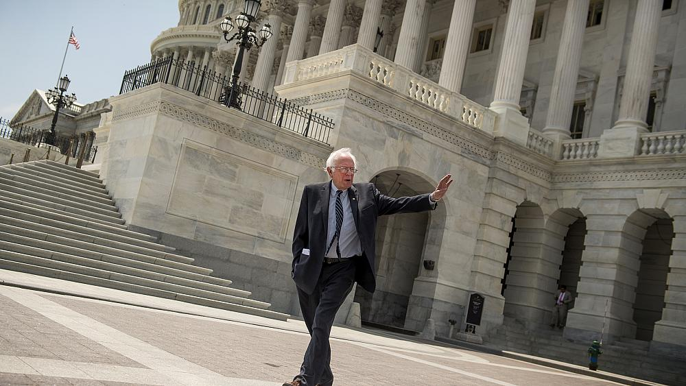 Sander left - wing purist image belied by record of compromise
